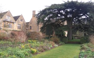 Hidcote Garden run by the National Trust