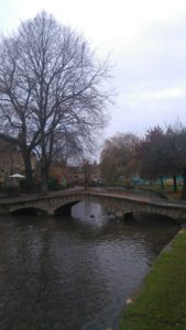 Cotswolds Bourton-on-the-Water.
