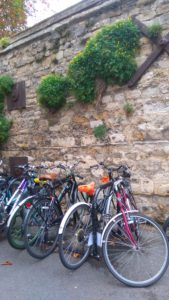 Oxford: city of the bicycle