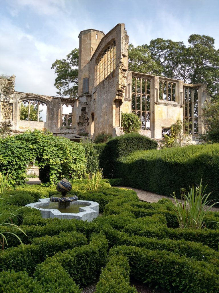 Sudeley Castle in the Cotswolds