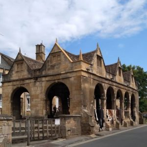 chipping Campden Market in the Cotswolds