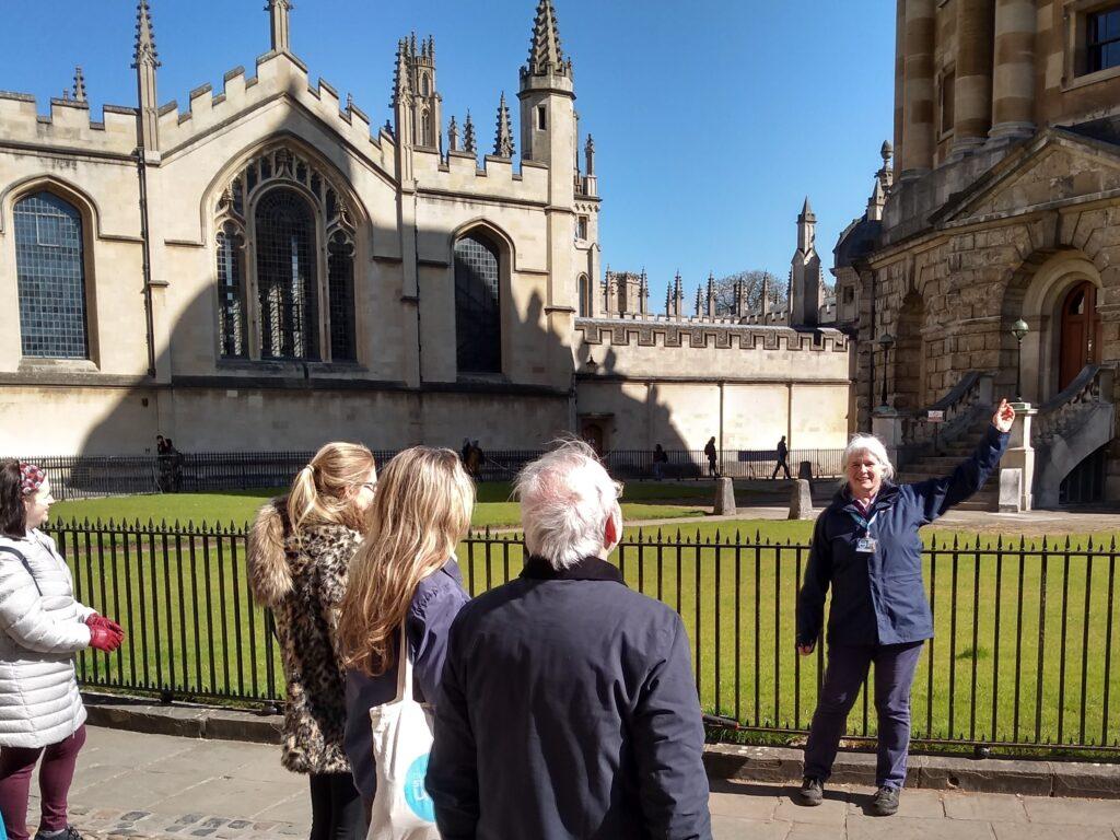 Tour of Oxford